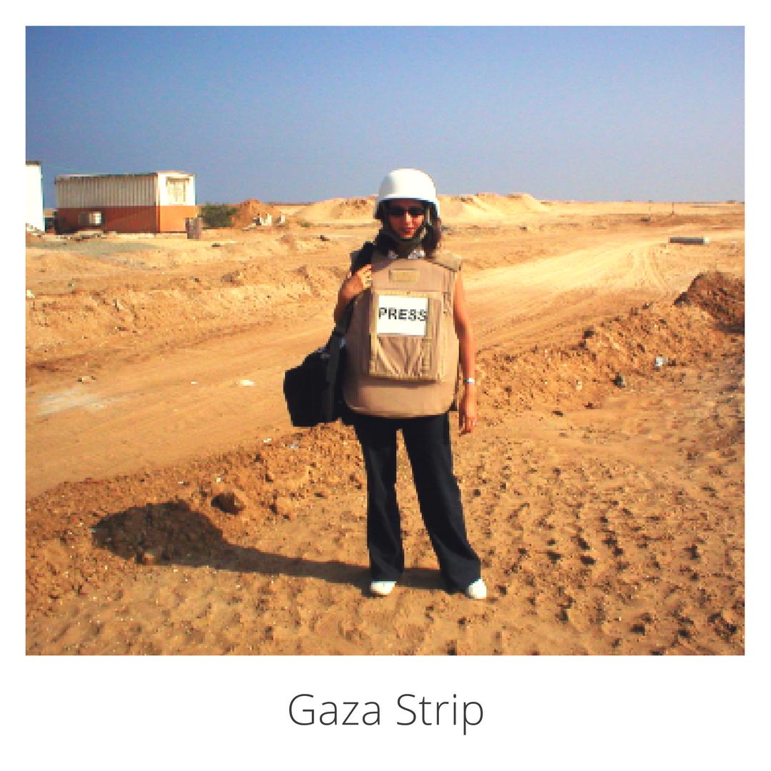 Gaza strip Rakel